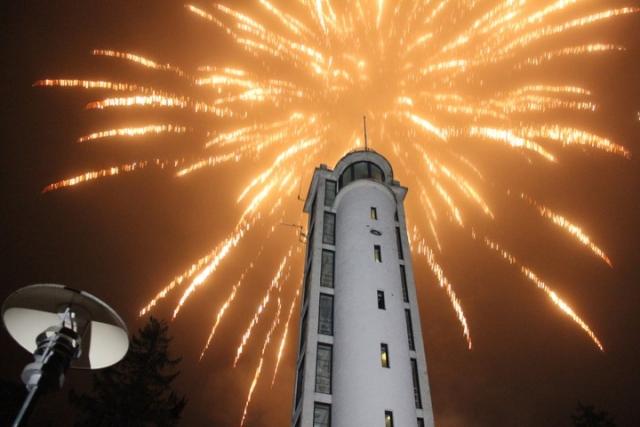 Head uut aastat torni juures!