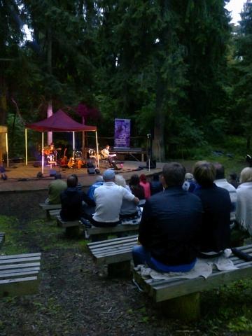 Jäääär Kaunite kohtade kontsertid 2012 Suurel Munamäel