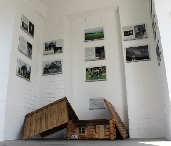 Suitsusauna näitus 2011