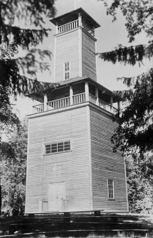 Vaatetorn 19xx. aastal
