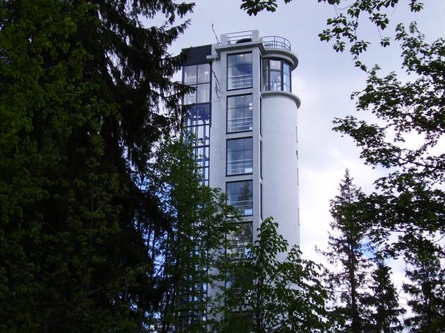 Vaatetorn peale 2005. aasta renoveerimist